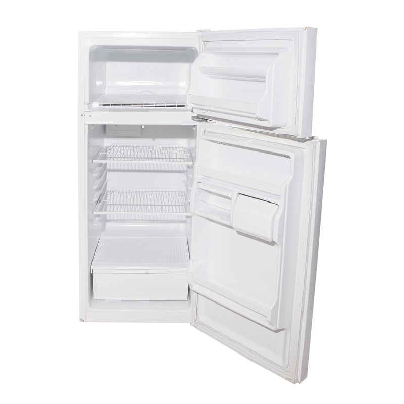 Camco 23.5'' Top Mount Refrigerators GTS12BARRWW L0 White (2)