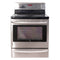 LG 30'' Freestanding Electri Electric Stove LRE6325ST Stainless Steel