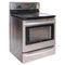 LG 30'' Freestanding Electri Electric Stove LRE6325ST Stainless Steel (1)