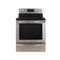 Frigidaire 30 Gallery Electric Stove CGEF3055MFD Stainless Steel