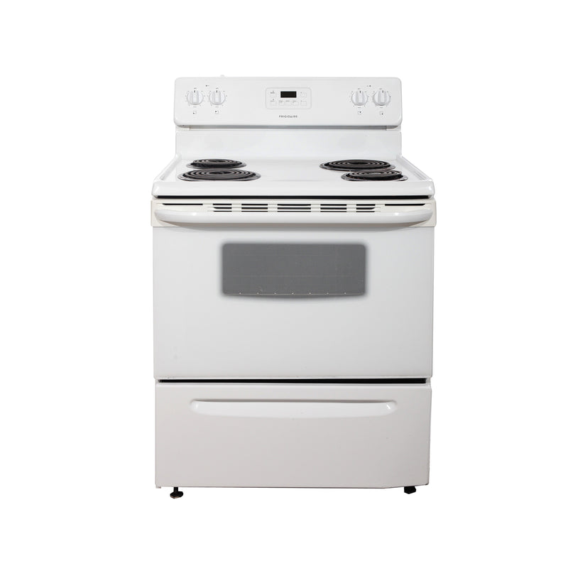 Frigidaire 29'' Electric Freestanding Electric Stove CFEF3012PWA White