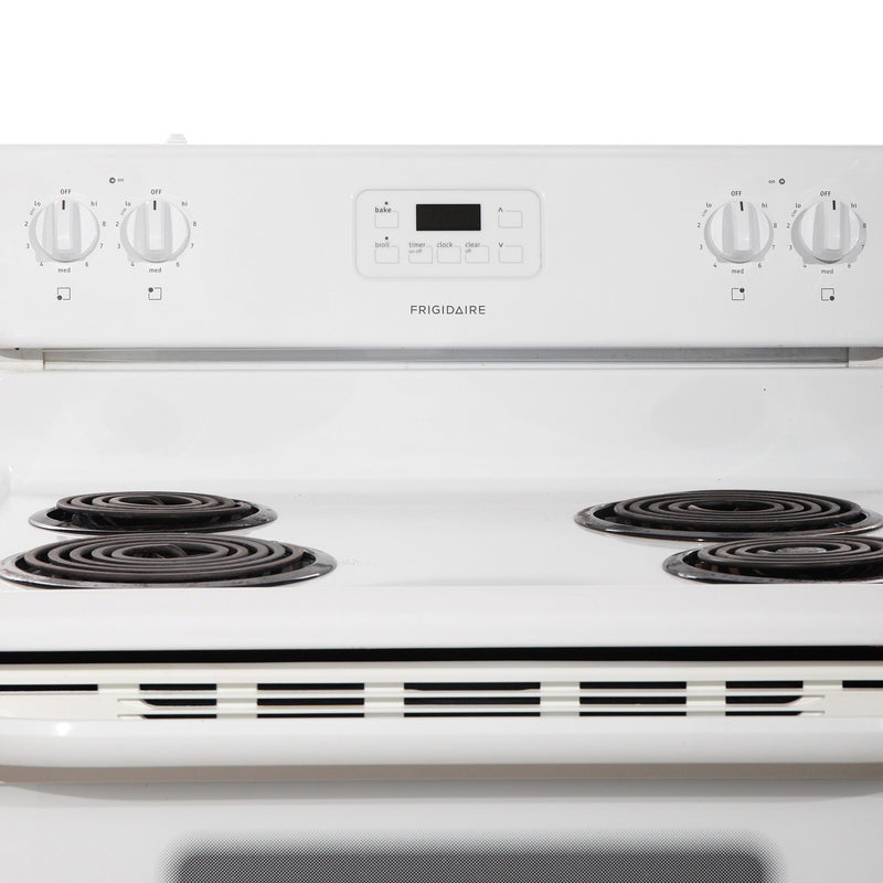 Frigidaire 29'' Electric Freestanding Electric Stove CFEF3012PWA White (2)