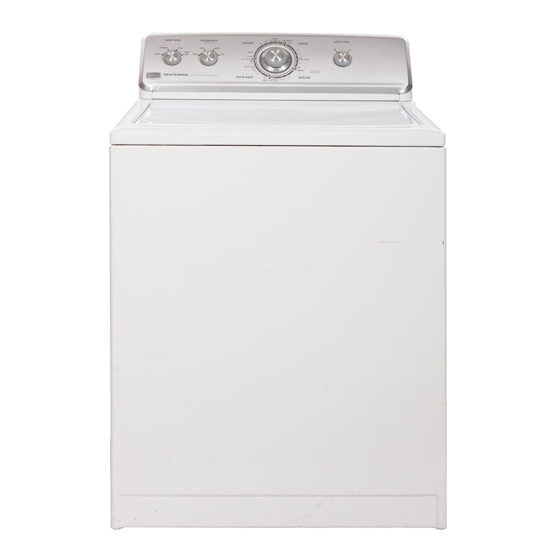 Maytag 27' Top Load Washers (Top Load) MVWC500VW1 White