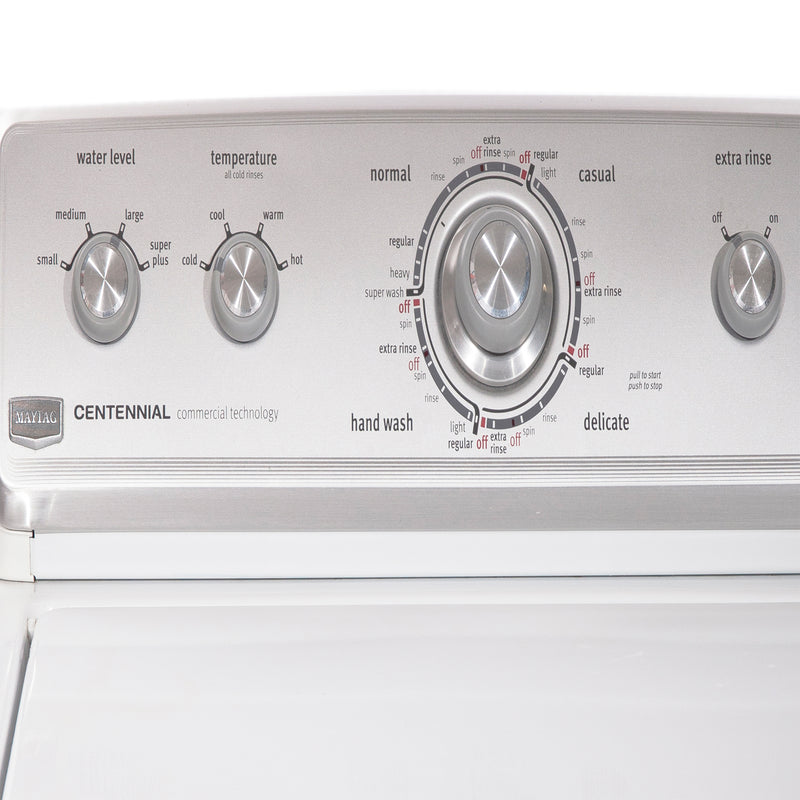 Maytag 27' Top Load Washers (Top Load) MVWC500VW1 White (2)
