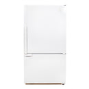 Whirlpool 30'' Bottom-Freezer Refrigerators GB22DKXGW01 White