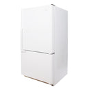 Whirlpool 30'' Bottom-Freezer Refrigerators GB22DKXGW01 White (1)