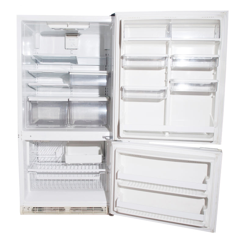 Whirlpool 30'' Bottom-Freezer Refrigerators GB22DKXGW01 White (2)