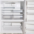 Whirlpool 30'' Bottom-Freezer Refrigerators GB22DKXGW01 White (3)