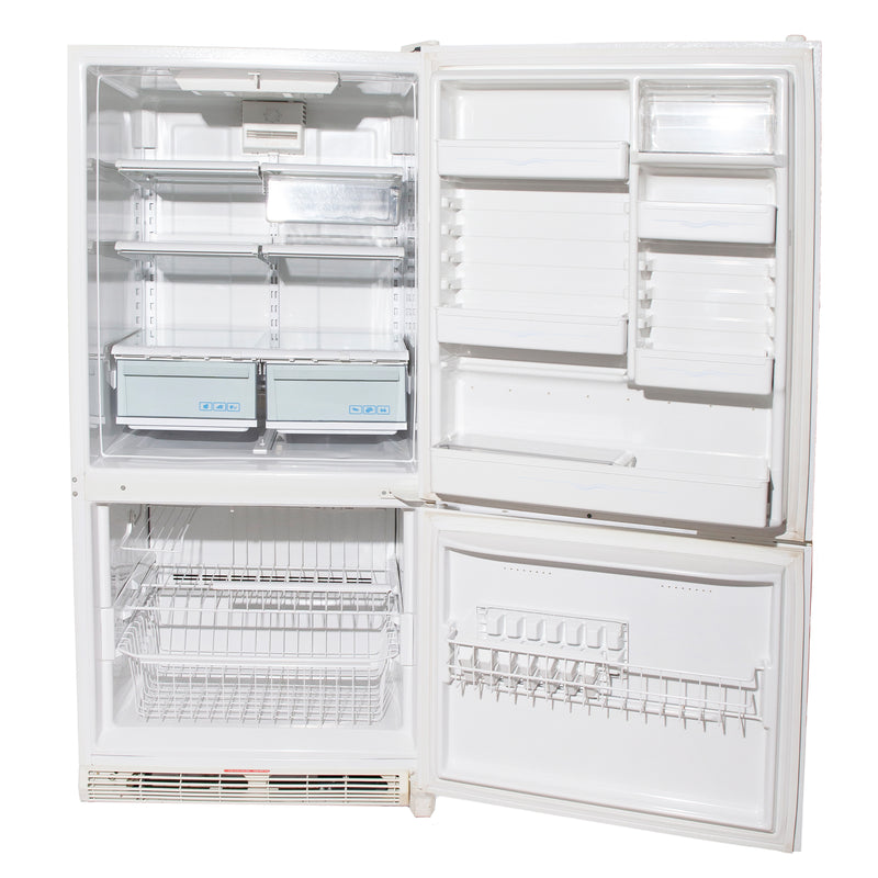 Kenmore 29.5'' Bottom Freezer Refrigerators 596.69872990 White (2)