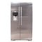 ElectroLux 36'' Side by Side Refrigerators EW230S65GS1 Stainless Steel