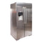 ElectroLux 36'' Side by Side Refrigerators EW230S65GS1 Stainless Steel (1)