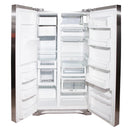 ElectroLux 36'' Side by Side Refrigerators EW230S65GS1 Stainless Steel (2)