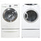 LG 27'' Font Load Washers (Front Load) WM201OCW White