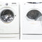 LG 27'' Font Load Washers (Front Load) WM201OCW White (1)