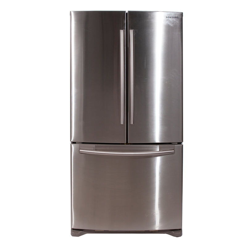Samsung 32'' French Door Refrigerators RF197ACRS Stainless Steel