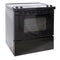 Whirlpool 30'' Slide In Electric Electric Stove GY397LXUB Black (1)