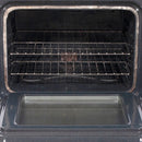 Whirlpool 30'' Slide In Electric Electric Stove GY397LXUB Black (2)
