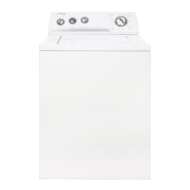Whirlpool 27'' Top-Load Washers (Top Load) ITW4300XQO White