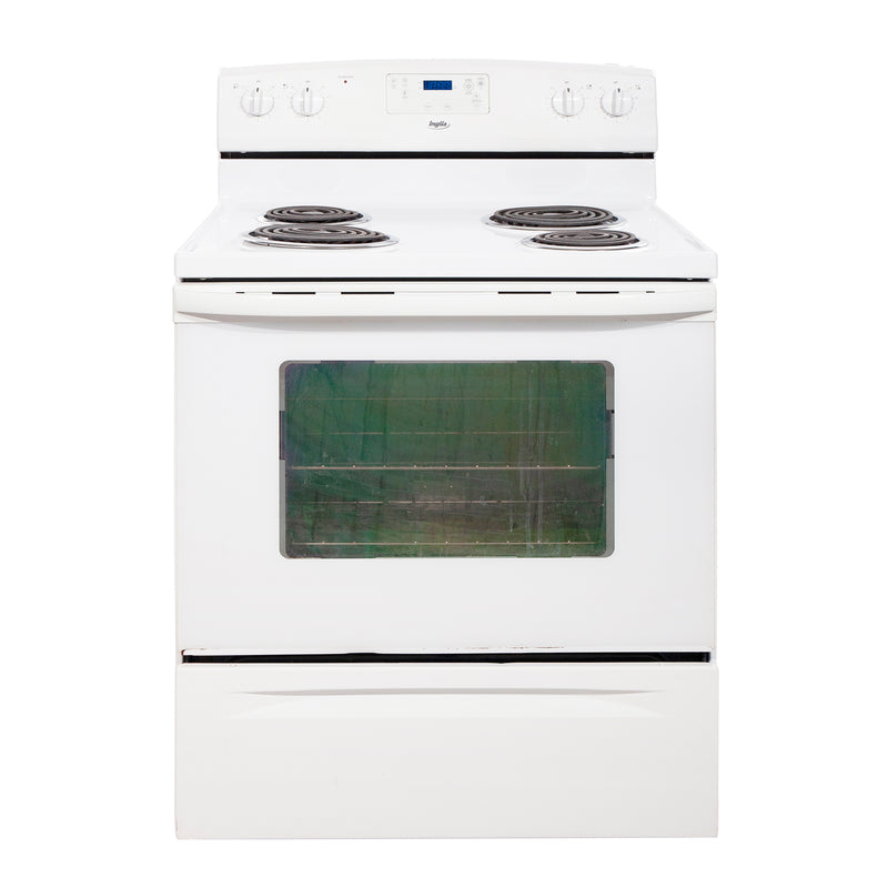 Inglis 30'' Freestanding Electric Electric Stove IVE3230 White