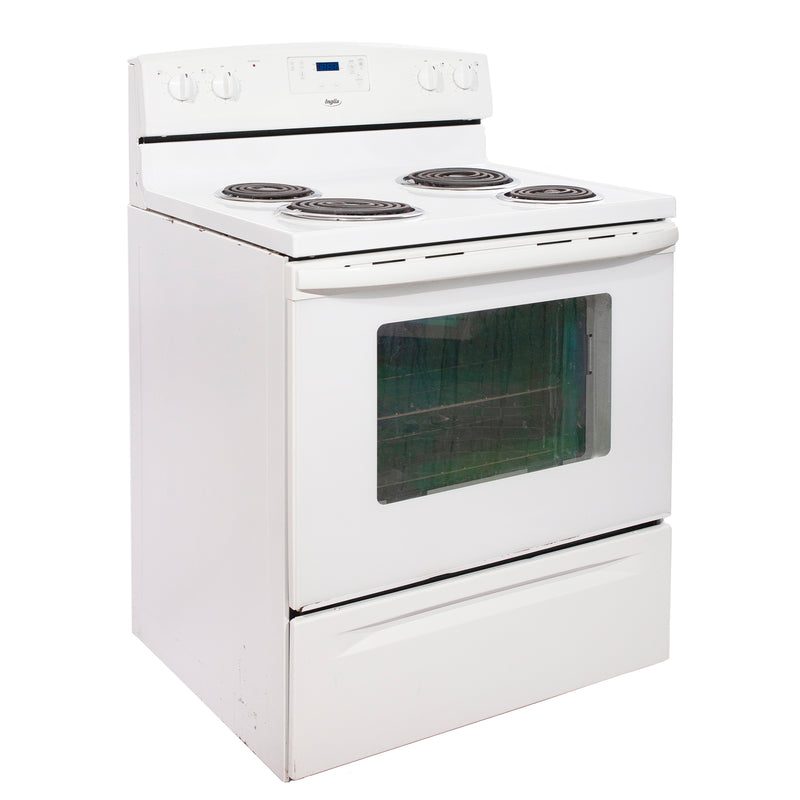 Inglis 30'' Freestanding Electric Electric Stove IVE3230 White (1)