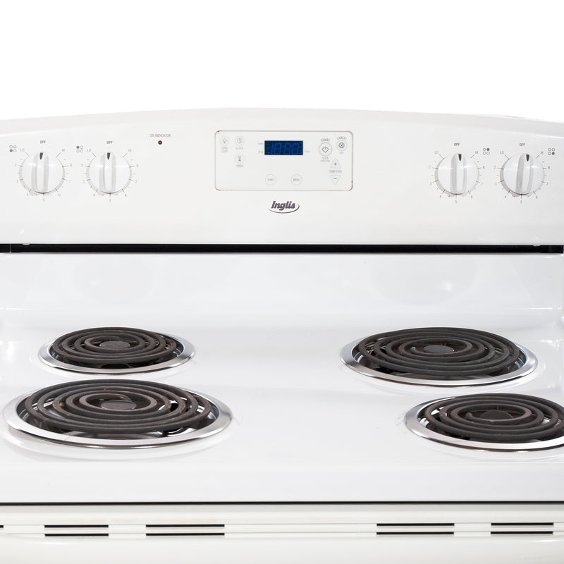 Inglis 30'' Freestanding Electric Electric Stove IVE3230 White (3)