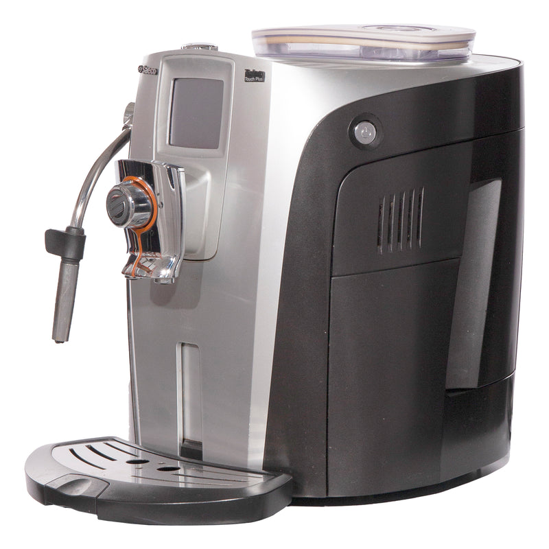 Saeco 10.5'' Talea Touch Super Automatic Coffee Machine Coffee & Espresso Makers SUP032AR Black (1)