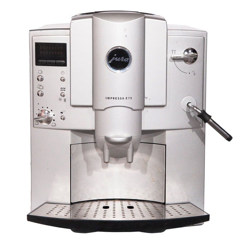 Jura 28cm Coffee & Espresso Makers Impressa E75 Grey