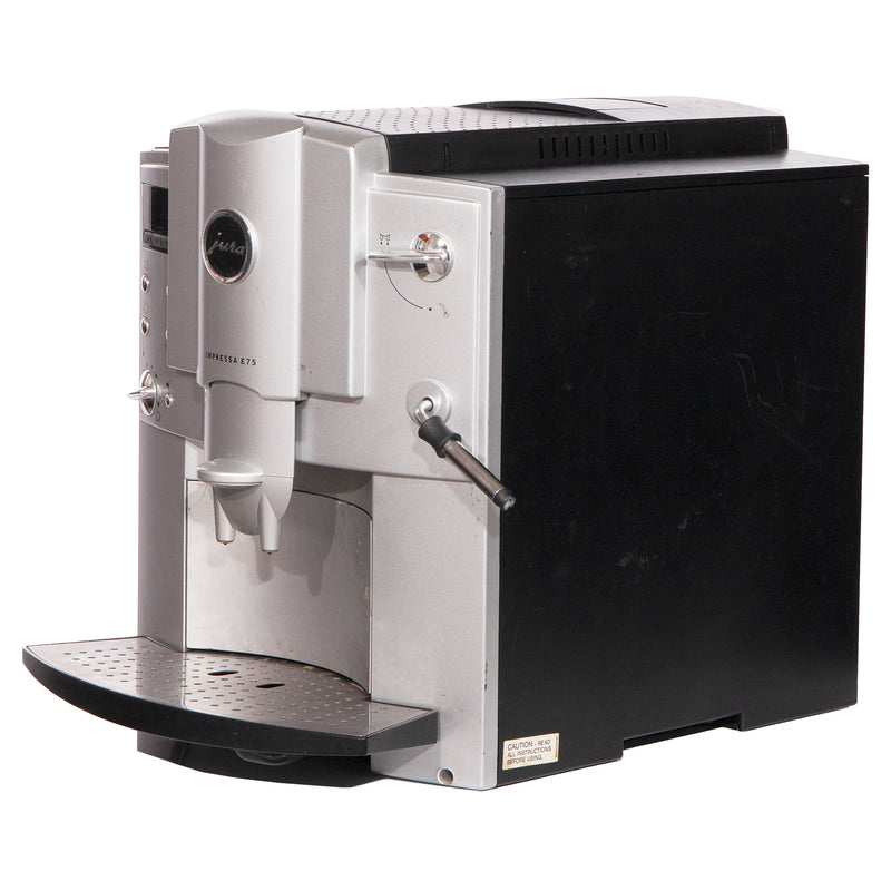 Jura 28cm Coffee & Espresso Makers Impressa E75 Grey (3)