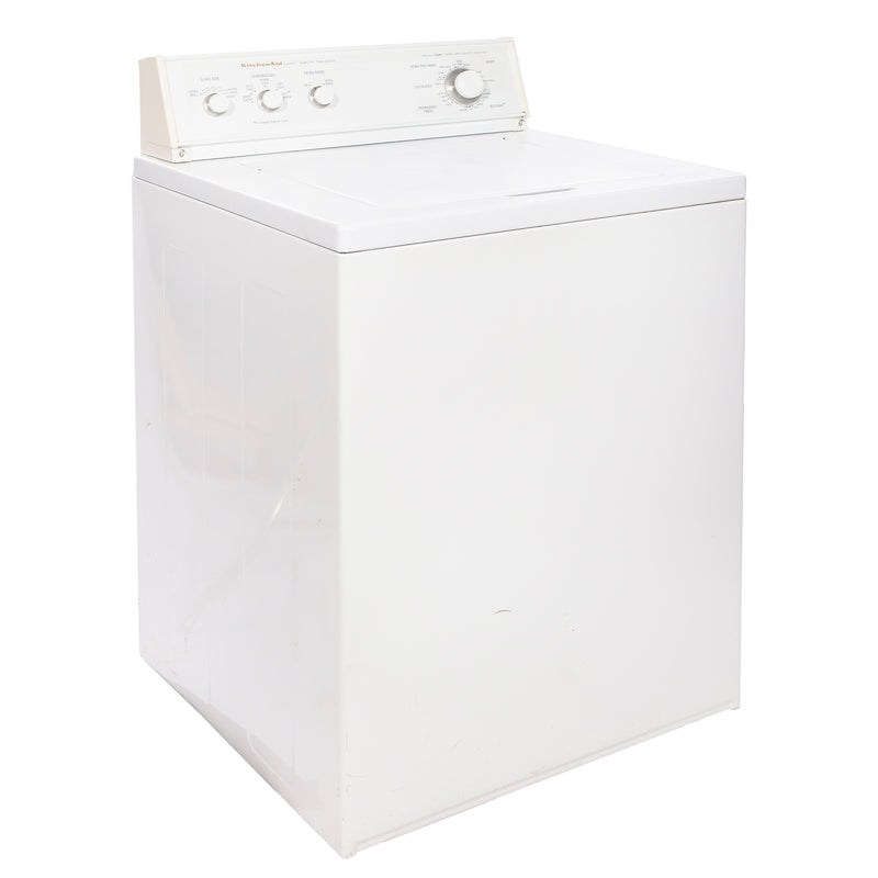 KitchenAid 27' Top Load Washers (Top Load) YKAWE777BW0 White (1)