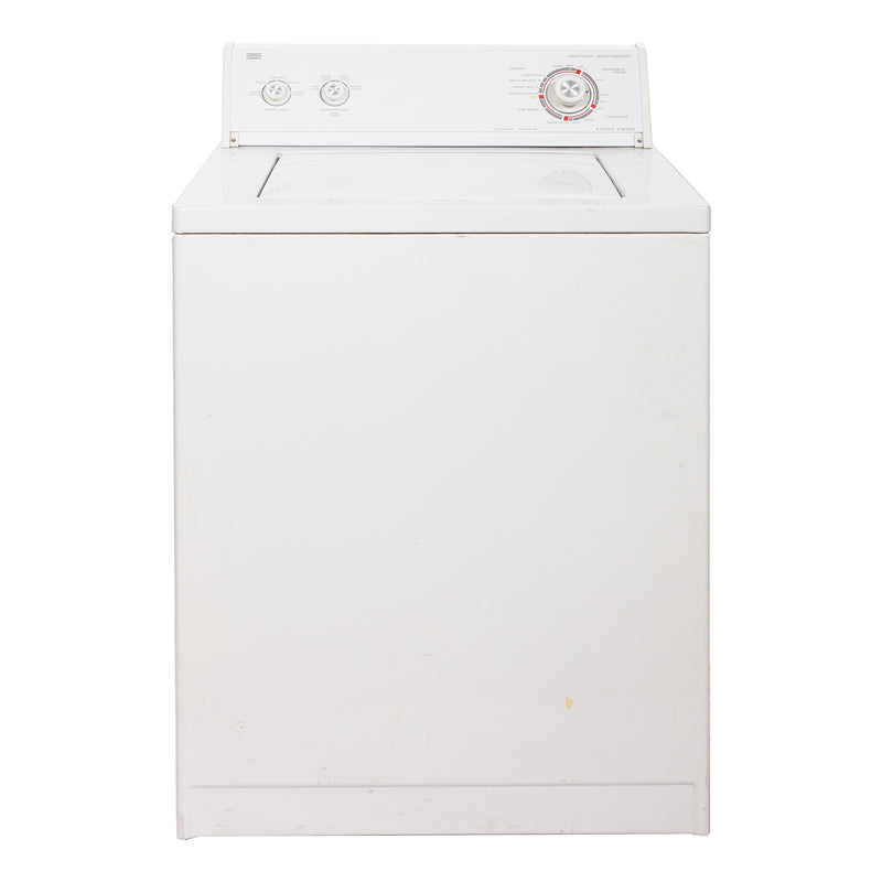 Whirlpool 27' Top Load Washers (Top Load) RAX4232KQ1 White