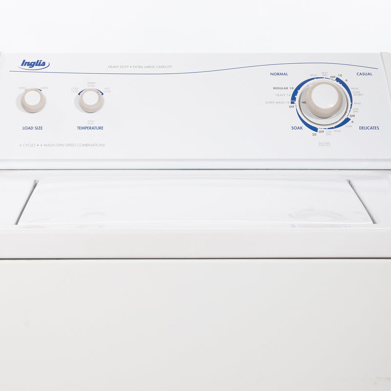 Inglis 27'' Load Washer Washers (Top Load) IJ41001 White (2)