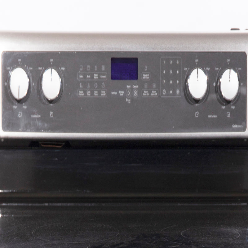 Whirlpool 30'' Freestanding Electric Electric Stove YWFE710H0BS1 Stainless Steel (2)