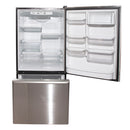 Kenmore 29' Bottom Freezer Refrigerators 596.66953400 Stainless Steel (2)