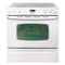Maytag 30'' Slide In Electric Electric Stove MES5875BCW White
