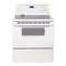 Whirlpool 30'' Electric Stove Electric Stove GLP85800 White