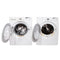 LG 27'' Stackable Laundry Pair Stackable Laundry Pairs WM2077CW and DLE3777W White (1)