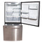 GE 30'' Bottom Moun Refrigerators GDS20SBSASS Stainless Steel (1)