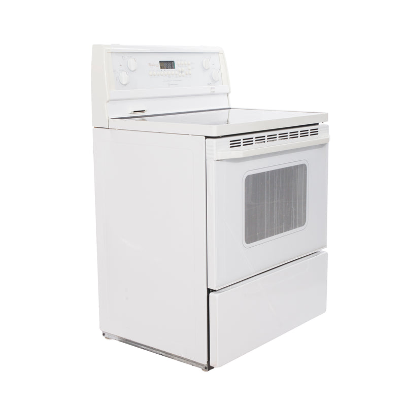 Whirlpool 30' Gold Electric Stove GLP84800 White (1)