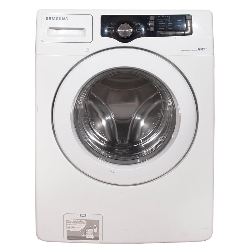 Samsung 27'' Front-Load Washers (Front Load) WF210ANW/XAC White