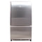 Amana 33' Bottom Freezer Refrigerators BBI20TPSW Stainless Steel