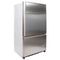 Amana 33' Bottom Freezer Refrigerators BBI20TPSW Stainless Steel (1)