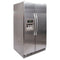 KitchenAid 36'' Side by Side Refrigerators KSRG25FVMS02 Stainless Steel (1)