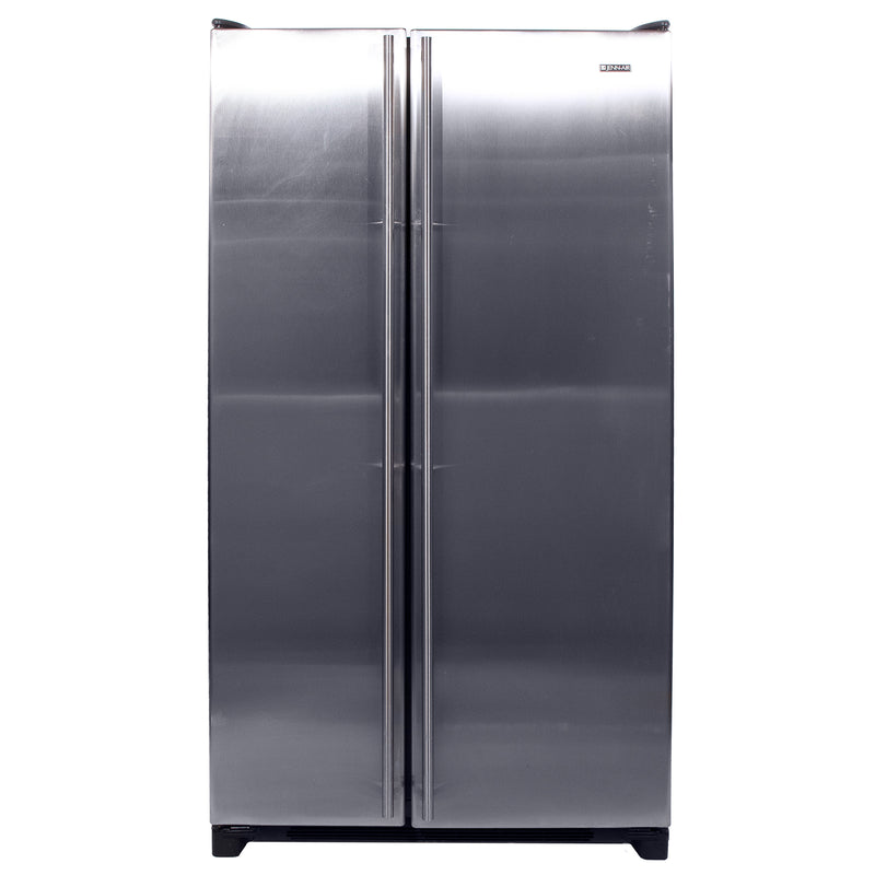Jenn-Air 35'' Counter-Depth Side-by-Side Refrigerators JCB2285HES Stainless Steel