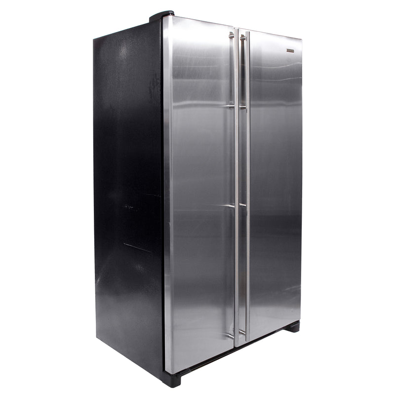 Jenn-Air 35'' Counter-Depth Side-by-Side Refrigerators JCB2285HES Stainless Steel (1)