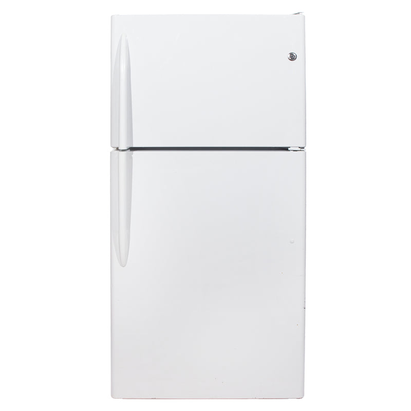 GE 28'' Top Mount Refrigerators GTRC0KBZARWW White