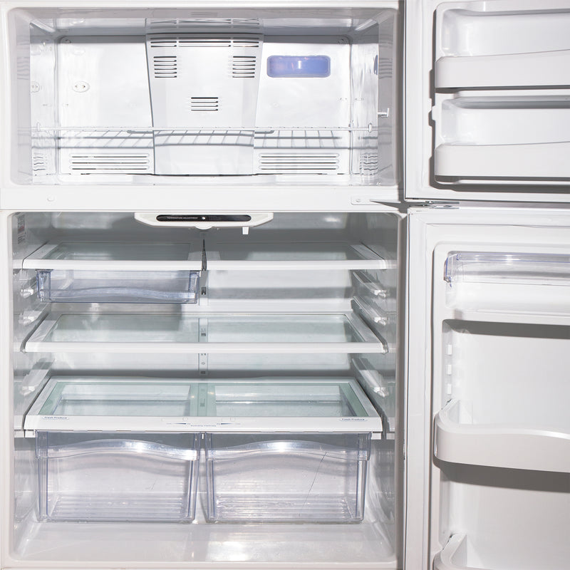 GE 28'' Top Mount Refrigerators GTRC0KBZARWW White (2)