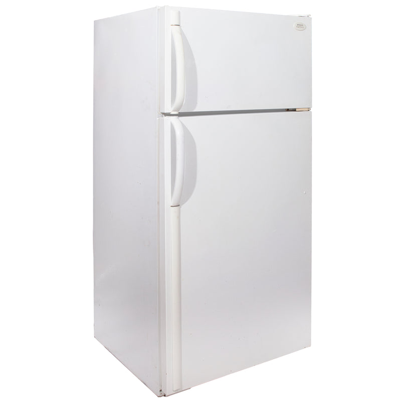 Frigidaire 28.5'' Top Freezer Refrigerators FRT18QGF White (1)
