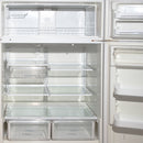Frigidaire 28.5'' Top Freezer Refrigerators FRT18QGF White (3)