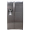 Samsung 36'' Side by Side Refrigerators RS265TDRS Stainless Steel