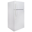 GE 28'' Top Mount Refrigerators GTS18EBMFRWW White (1)